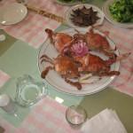 китайские морепродукты